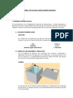 10.3 Determinación de Caudal - Ejemplo Resuelto