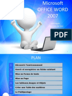 Office Word 2007 Partie I (2)