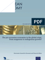 The pre-accession economies in the global crisis