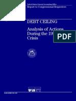 GAO Debtlimitanalysis
