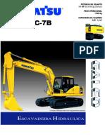 PC160LC-7B