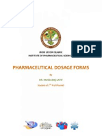 Pharmaceutical Dosage Forms (PDFs)