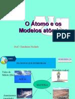 Modelos Atomicos e o Atomo Apresentacao