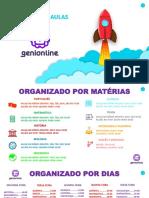 HORÁRIOS GENIONLINE