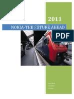 NOKIA-THE FUTURE AHEAD