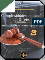 CONSELHO EDITORIAL 26 - Complexidades e Atuação Do Direito Na Sociedade Contemporânea