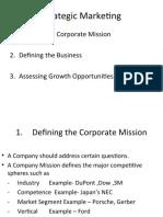 Strategic Marketing 97 03