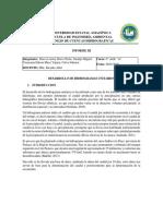 HIDROGRAMA UNITARIO DE LA CUENCA DEL RIO PUYO