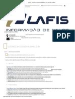 LAFIS - Setores da economia brasileira com diversas análises_MODELO