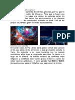 Galileo Galilei y la guerra de las galaxias