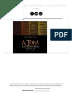A TORÁ COMENTADA - martinsfontespaulista