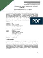 Informe de Hechos y Pruebas DC 366. GCS