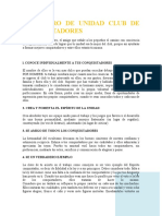 CONSEJERO DE UNIDAD CLUB DE CONQUISTADORES
