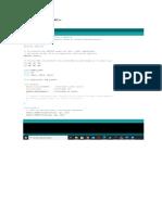CÓDIGO lenguaje de programación informe