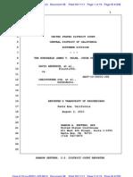 Hodges Transcript of Proceedings