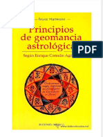Dokumen.tips Principios de Geomancia Astrologica Franz Hartmann