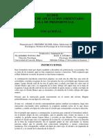 MANUAL KUDER FOLLETO DE APLICACIÓN