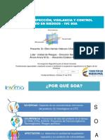 Modelo de Inspección Vigilancia y Control basado en Riesgos - IVC SOA