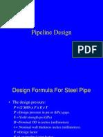 Pipeline Design