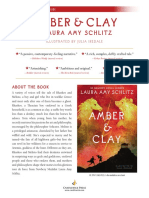 Amber and Clay by Laura Amy Schlitz Discussion Guide