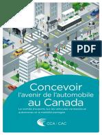 Concevoir Lavenir de Lautomobile Au Canada