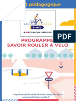 Rouler à vélo Livret Pédagogique pour enfants