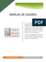 Manual de Usuario PsicoSmart 2