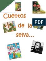 Secuencia didáctica Cuentos de la selva. Horacio Quiroga.