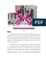 Clase 8 en pdf -Arte y educación -El arte en la época posmoderna 123