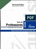 Guia do Professor - Engenharia Produção-2010