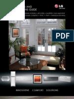 PDF Lg Inverter Split Air Conditioner Manual   Downloads
