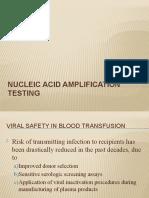 Nucleic Acid Testing