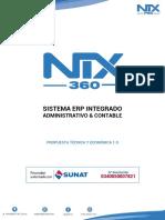 Propuesta NTX.360.Sistema.administrativo.contable