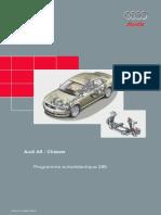 SSP 285 partie 1 Audi A8 - Châssis