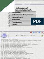SUPORT-CLS09-TIC-CAP01-L02-01-Structura calculatorului personal