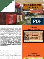 HELADOS LLAMA ICE CREAM