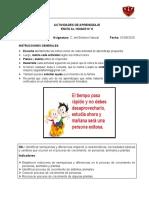 A. de Aprendizaje N° 8_C. del Medio Natural_Kínder_validada
