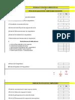 correcion matriz de la empresa pandora