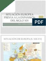Situación Europea Previa a La Expansión Del Siglo.pptx