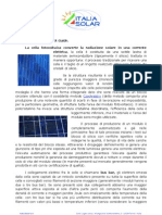 Solar Panel Quick Guide