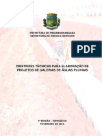 03 - Diretrizes Aguas Pluviais PINDA SP
