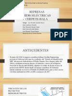 HIDROELECTRICAS CHEPETE-BALA GRUPO 3