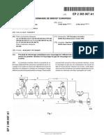 Procédé de Reformage Catalytique Avec Recyclage de l'Effluent de Réduction Du Catalyseur