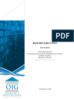 Resumen Ejecutivo OIG IE 20 001 (2)