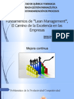 Fundamentos Lean Management 2020