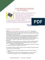 Boletin 1 - Fallas de memoria eeprom en tv digital