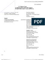 KORCZYKOWSKI v. BOMBARDIER, INC. et al Docket