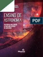 Ensino de Astronomia - uma proposta para a formação de professores de Ciências ...