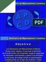 SMC-SCV Capítulo 1 - ND - Visión, Misión, Objetivos y Sistema de Gestión de SCV