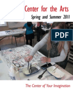 Hinsdale Center for the Arts 2011 Course Catalog